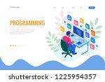 isometric programmer coding new ...