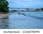 sebastian inlet and waterways | Shutterstock . vector #1226078494