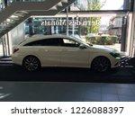 mercedes c class station wagon... | Shutterstock . vector #1226088397