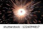 sparkle cracker celebration... | Shutterstock . vector #1226094817