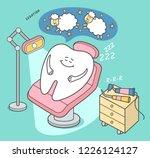 Dental Sedation Illustration....