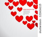vector design   eps10... | Shutterstock .eps vector #122616115