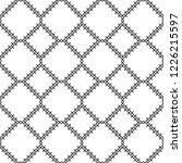 cross stitch  seamless...   Shutterstock .eps vector #1226215597