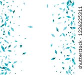 confetti of two colored rhombs...   Shutterstock .eps vector #1226225311