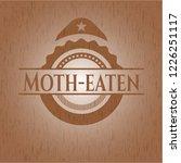 moth eaten wood signboards | Shutterstock .eps vector #1226251117