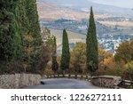 descent to the village gurzuf... | Shutterstock . vector #1226272111