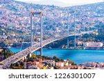 Istanbul Bosphorus Bridge. 15t...
