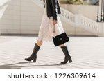 legs of attractive woman... | Shutterstock . vector #1226309614