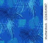 various pencil hatches....   Shutterstock .eps vector #1226314087