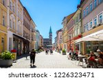 historical centre of meiningen  ... | Shutterstock . vector #1226323471