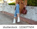 detail of fashionable young...   Shutterstock . vector #1226377654
