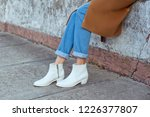 detail of fashionable young...   Shutterstock . vector #1226377807