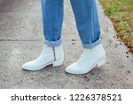 detail of fashionable young...   Shutterstock . vector #1226378521