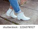 detail of fashionable young...   Shutterstock . vector #1226378527