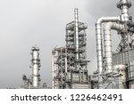 industrial zone the equipment... | Shutterstock . vector #1226462491