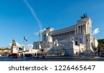 rome  italy   october 26  2018  ... | Shutterstock . vector #1226465647