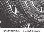 grunge texture. distress black... | Shutterstock .eps vector #1226512627