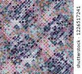 seamless pattern patchwork... | Shutterstock . vector #1226517241