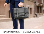 businessman with black... | Shutterstock . vector #1226528761