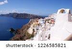 summer in greece santorini   Shutterstock . vector #1226585821