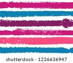 horizontal ink lines paint...   Shutterstock .eps vector #1226636947