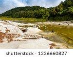 River Buller At Buller Gorge...