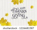 vector illustration. happy... | Shutterstock .eps vector #1226681587