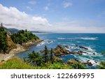 The Oregon Coast And The...