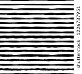 abstract striped grunge pattern | Shutterstock . vector #1226737951