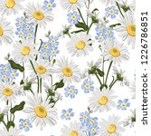 seamless pattern with... | Shutterstock .eps vector #1226786851