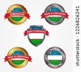design label of made in...   Shutterstock .eps vector #1226826241