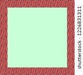 rectangular frame of colorful... | Shutterstock . vector #1226831311