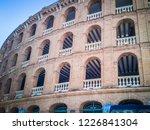 a photo of the beautiful facade ... | Shutterstock . vector #1226841304