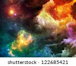 dreamscape series. backdrop of... | Shutterstock . vector #122685421