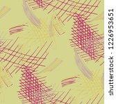 various hatches. seamless...   Shutterstock .eps vector #1226953651
