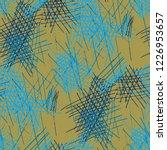 various pencil hatches....   Shutterstock .eps vector #1226953657