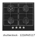 kitchen surface in stainless...   Shutterstock . vector #1226965117