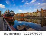 gdansk  poland   may 5  2018 ... | Shutterstock . vector #1226979304