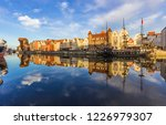 gdansk  poland   may 5  2018 ... | Shutterstock . vector #1226979307