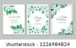 vector illustration set of... | Shutterstock .eps vector #1226984824