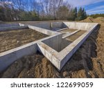 Concrete Foundation For A New...