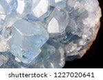 celestine mineral texture as... | Shutterstock . vector #1227020641