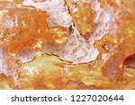 natural amber mineral texture... | Shutterstock . vector #1227020644