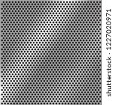 perforated steel texture....