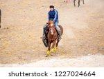 shymkent  kazakhstan  november... | Shutterstock . vector #1227024664