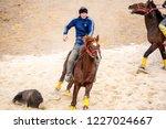 shymkent  kazakhstan  november... | Shutterstock . vector #1227024667