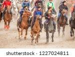 shymkent  kazakhstan  november... | Shutterstock . vector #1227024811