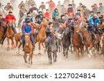 shymkent  kazakhstan  november... | Shutterstock . vector #1227024814