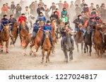 shymkent  kazakhstan  november... | Shutterstock . vector #1227024817