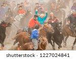 shymkent  kazakhstan  november... | Shutterstock . vector #1227024841